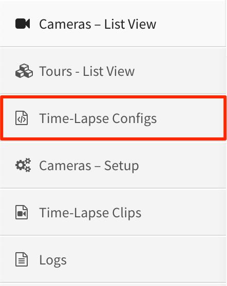 HDOnTap Time-Lapse