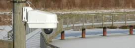 Scandinavian Wildlife Park, Kolind Denmark - Live Cameras Installation