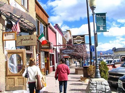 How Much Is A Mile >> Downtown Truckee, CA | Live Cams | HDOnTap | HDOnTap