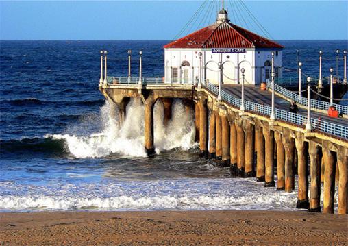 Manhattan Beach Pier Live Cam Hdontap Live Webcam