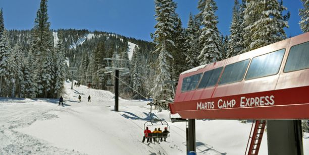 Squaw Valley Base Camp