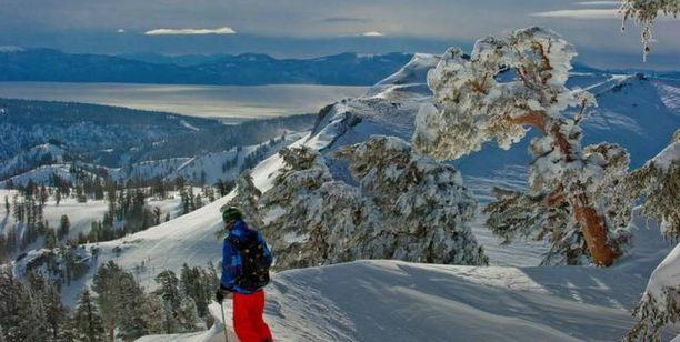 Sugar Bowl Bowl-Royal Gorge - Snow Resort - 75 years