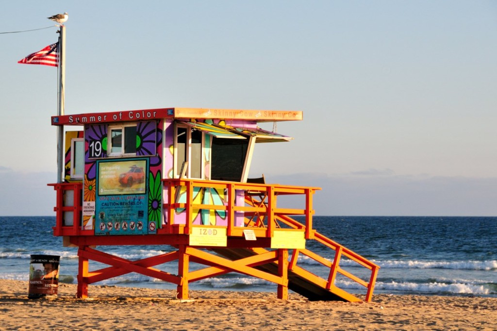 Cam Beach California